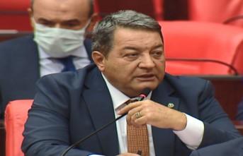 Milletvekili Fendoğlu,'Liglerden Küme Düşme Kaldırılsın'