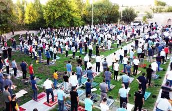 Uzun Yıllar Sonra Eskimalatya Namazgah'ta Kurban Bayramı Namazı Kılındı