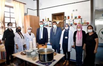 Başkan Gürkan, Aşure Programına Katıldı