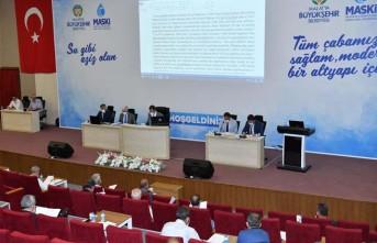 Büyükşehir Belediye Meclisi Ağustos Ayı Toplantısı Başladı