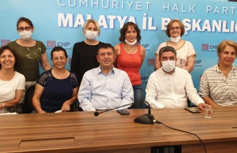 İstanbul Sözleşmesi CHP'nin Kırmızı Çizgisi