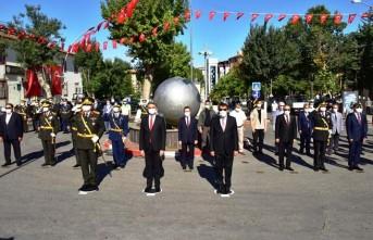 Malatya'da 30 Ağustos Zafer Bayramı Kutlamaları