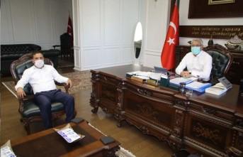 Asriad'tan Başkan Güder'e Ziyaret