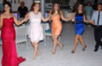 Malatya'da Düğünde Halay Çekenlere Ceza