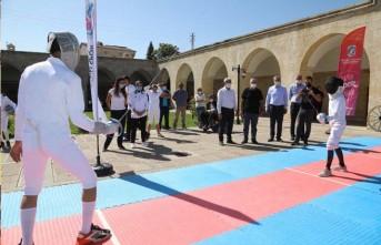 Kervansaray'da 'Avrupa Spor Haftası' Coşkusu