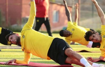 YMS'de Antalyaspor Maçı Hazırlıkları Başladı