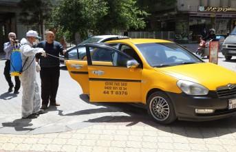 Battalgazi Belediyesi Covid-19 İle Mücadelede Taviz Vermiyor