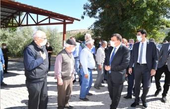 Büyükşehir, Bayramuşağı'nda Sorunları Çözüyor