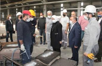 Çalık, Malatya Organize Sanayi Bölgesi'nde