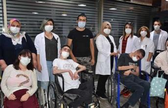 Engelliler İçin Günübirlik Gezi
