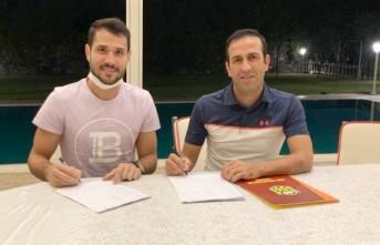 Ertaç Özbir Yeni Malatyaspor'da