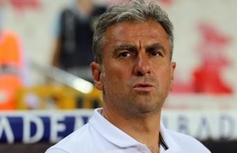 Hamzaoğlu: 'Oyuncularımızın sahadaki performansı oldukça iyiydi'