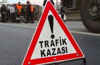 Malatya'da İşçi Servisi Devrildi... 12 yaralı