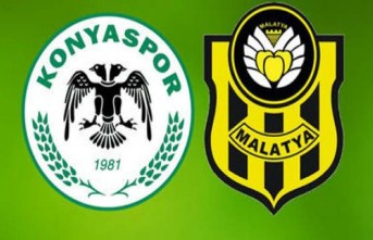 Yeni Malatyaspor Konya'da 1 Puanla Dönüyor! 1-1