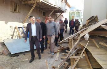 10 Deprem Konutundan 1'i Teslim Edildi