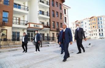 Başkan Güder, Gelincik Tepesi'nde İlk Anahtarlar Teslim Edilecek'