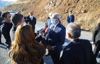 Başkan Gürkan Ve Başkan Güder, Deprem Bölgesini Ziyaret Etti