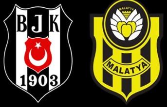 Beşiktaş-YMS Maç Sonucu / 1-0