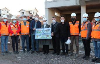 Çalık: 'Malatya'da 6 bin 81 deprem konutu inşa ediliyor'
