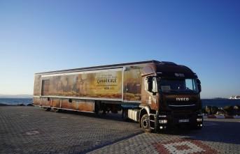 Çanakkale Savaşları Mobil Müzesi Malatya'ya Geliyor