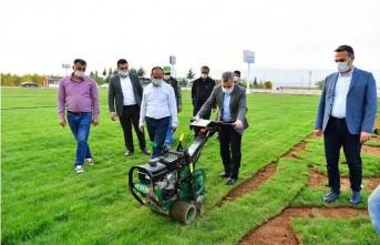 Çınar, 'Tarımsal Üretim ve AR-GE sahasınd'