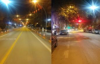 Kısıtlama Başladı Malatya'da Cadde ve Sokaklar Boş Kaldı