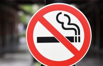 Malatya'da Açık Alanda Sigara İçmek Yasaklandı