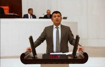Ağbaba, Esnafın Sorunlarını Meclise Taşıdı