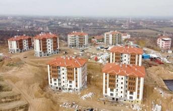 Başkan Güder'den Eskimalatya'daki Depremzede Ailelerine Müjde