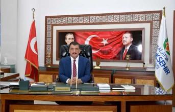 Başkan Gürkan'dan Yeni Yıl Mesajı