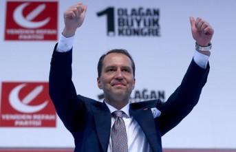 Fatih Erbakan, 'Asgari Ücret 3500 TL Olmalı'