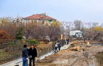 Gelincik yolu 10 km uzunluğunda 30 metre genişliğinde olacak