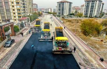 Gürkan, Kıbrız Caddesinde Yapılan Çalışmaları İnceledi