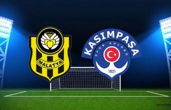 Maç Sonucu: Yeni Malatyaspor 2-0 Kasımpaşa