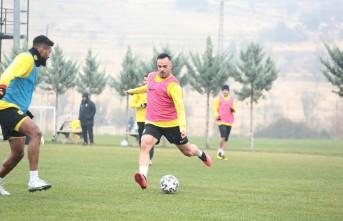 Y.Malatyaspor'da Başakşehir Maçı Hazırlıkları Sürüyor