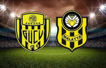 Yeni Malatyaspor Kayıplarda! Ankaragücü 3-1 YMS