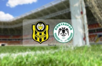 Yeni Malatyaspor 2-3 Konyaspor Maç Sonucu