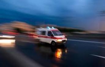 Malatya'da Merdivenden Düşen Şahıs Hayatını Kaybetti
