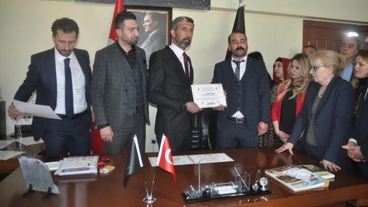 Başkan Aygün Ankara İl ve Genel Merkez Binasının Açılışına Katıldı