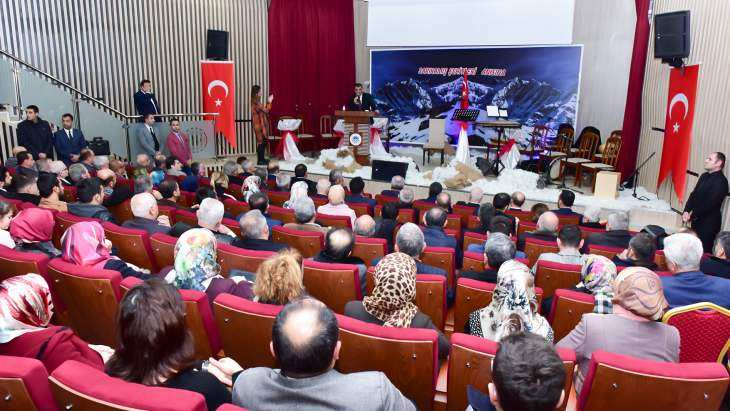 Battalgazi Belediyesi Sarıkamış Şehitlerini Unutmadı