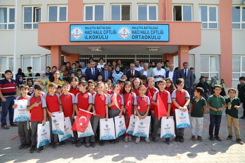 Battalgazi Belediyesi'nden Bir Sosyal Sorumluluk Projesi Daha