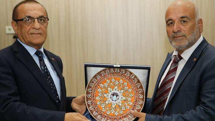 Battalgazi Belediyespor Kulübü Başkanlığı'na Hacı Ali Tankız Seçildi