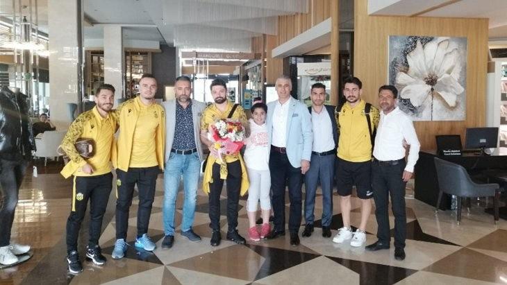 Canpolat:'Btcturk Yeni Malatyaspor'u İlk 5'te Görmek İstiyoruz'