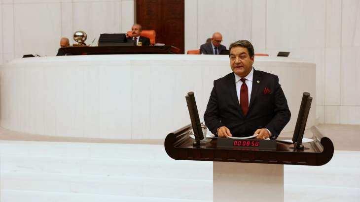 'Esnaf Ve Kobilerin Sıkıntılarını Mecliste Dile Getirdi'