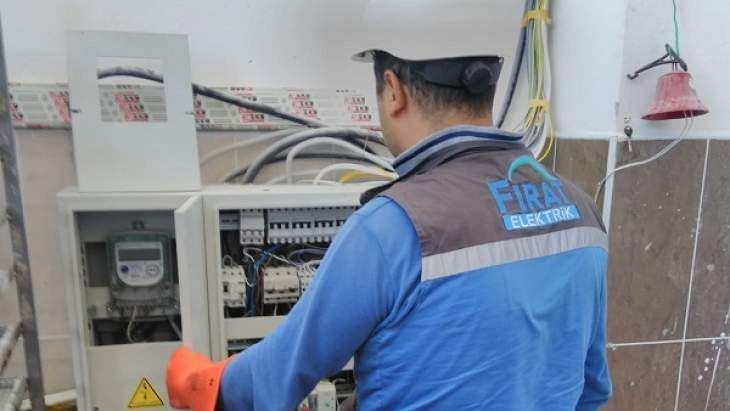Fırat Edaş'tan Kaçak Elektrik Taraması