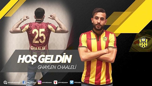 Ghaylene Chaalali Yeni Malatyaspor'da