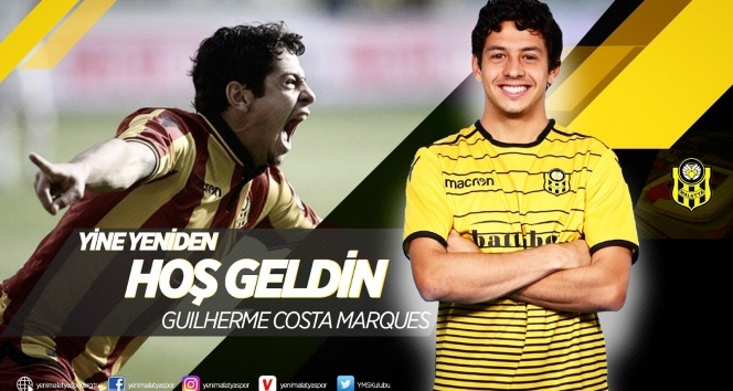 Guilherme Yeni Malatyaspor'da