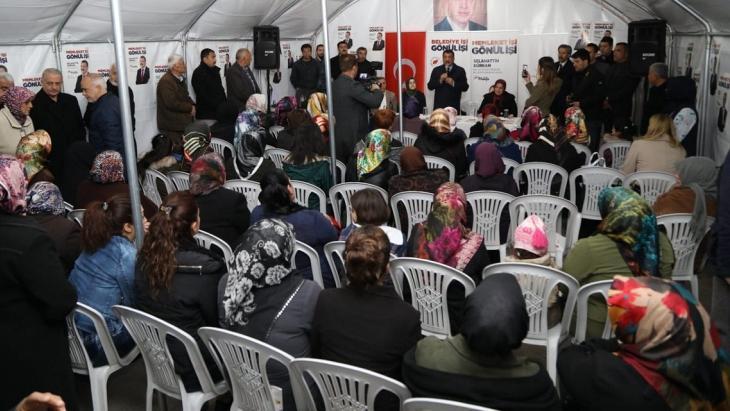 Gürkan, Malatya'yı Segment Atlatacağız, Bataklıkları Kurutacağız