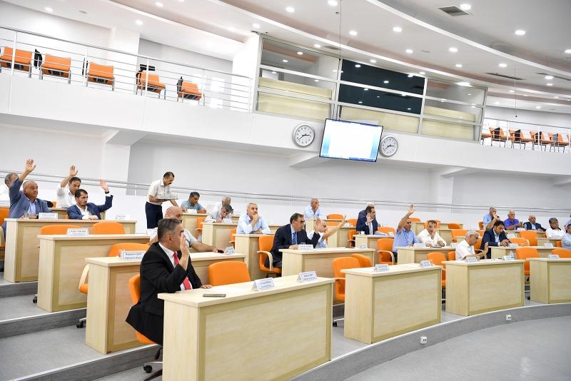 Malatya Büyükşehir Belediye Meclisi Ağustos ayı olağan toplantısı yapıldı