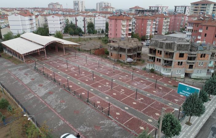 'Malatya'nın İncisi Yeşilyurt, Yeni Projelerimizle Gelişiyor, Değişiyor, Büyüyor'
